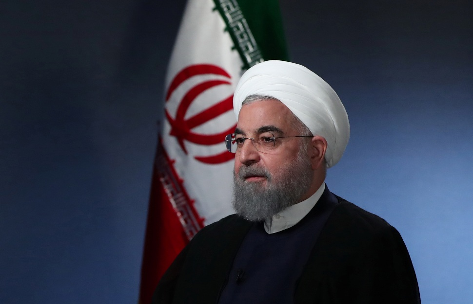 President Rouhani: Iran's strategy based on interaction with world
