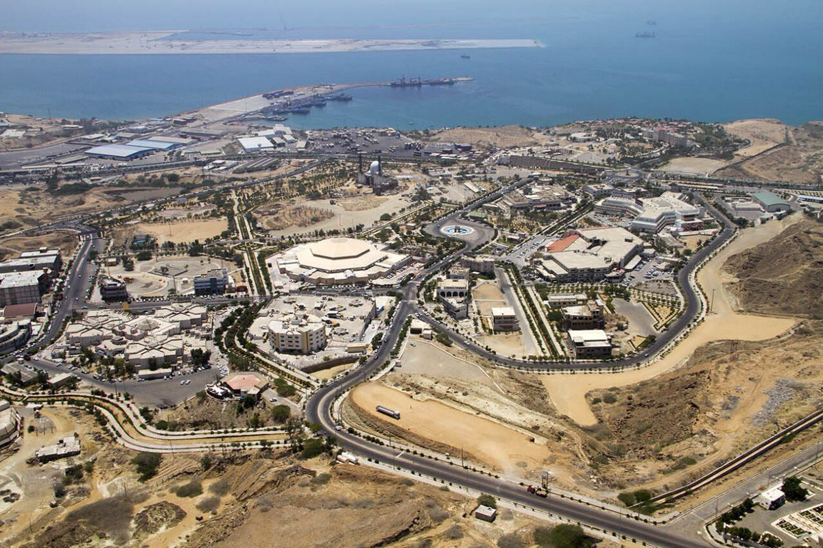 Iran's Chabahar development on RECCA agenda