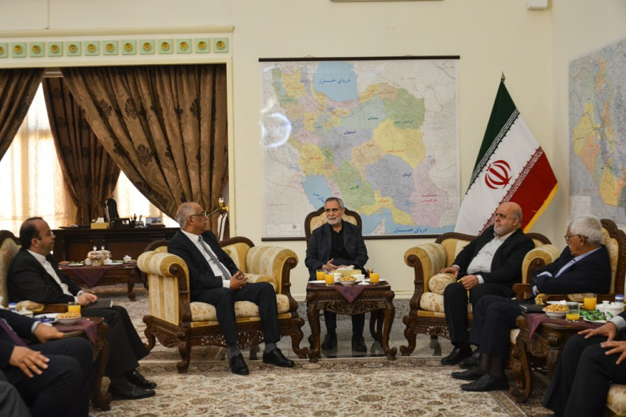 Envoy: Iran-Iraq industrial coop enters a new phase