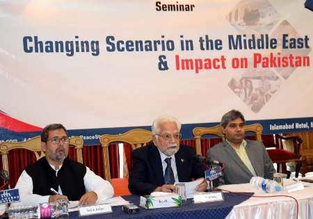 Pakistan urged to increase influence in ME