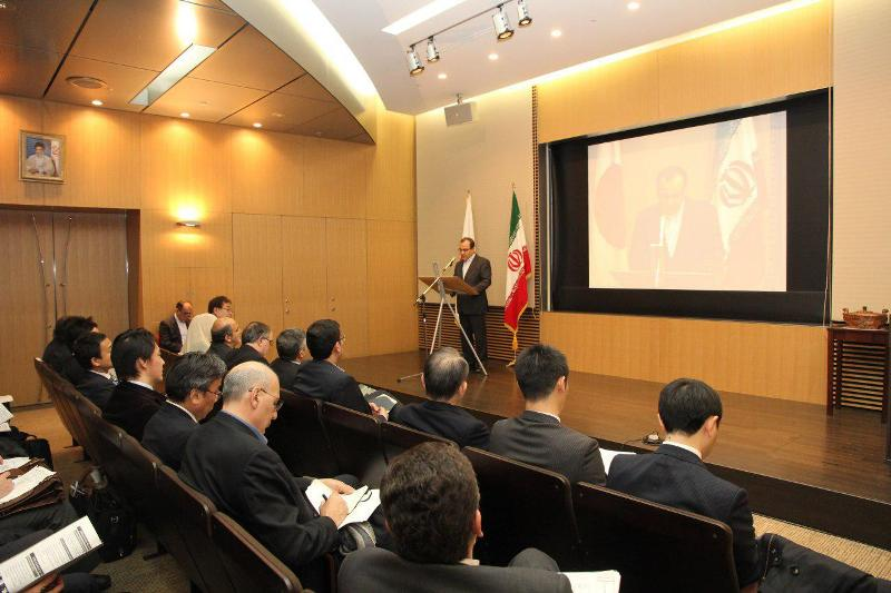 Iran holds medical seminar in Japan