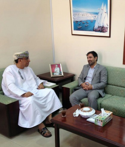 Iran, Oman opt for expansion of media cooperation