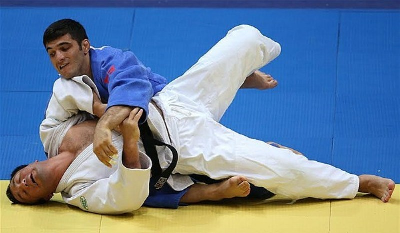 Iranian judokas pocket 2 bronze medals in Netherlands
