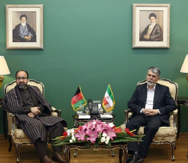Iran, Afghanistan can boost cooperation in printing, publication