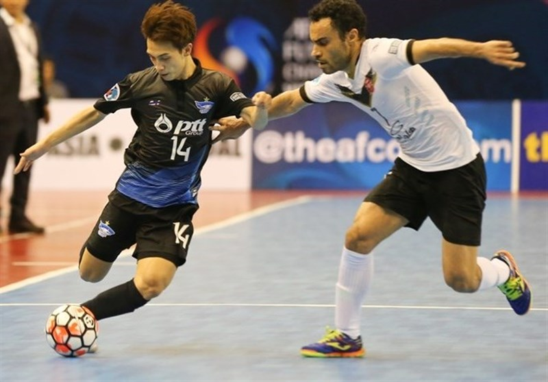 Iranian player nominated for title of best Asian futsal player