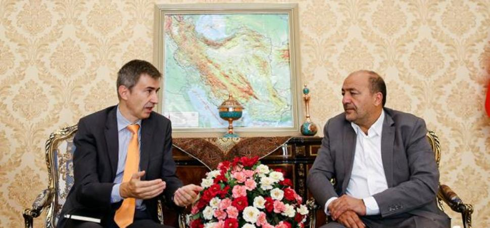 Envoy: Switzerland to remain committed to JCPOA