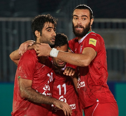 Iran defeats Russia in 2017 Beach Soccer Intercontinental Cup