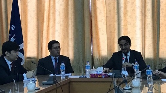 Afghanistan wants more economic engagement with Iran