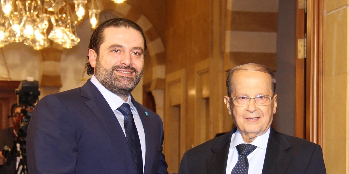 Hariri expected in Beirut on Lebanon Independence Day