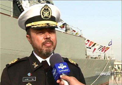 US Presence in Persian Gulf Spreads Insecurity: Iranian Navy Officer