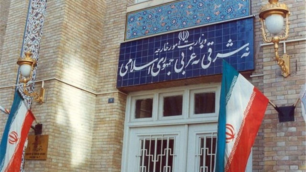 Iran condemns Zionist parliament's racist ratification
