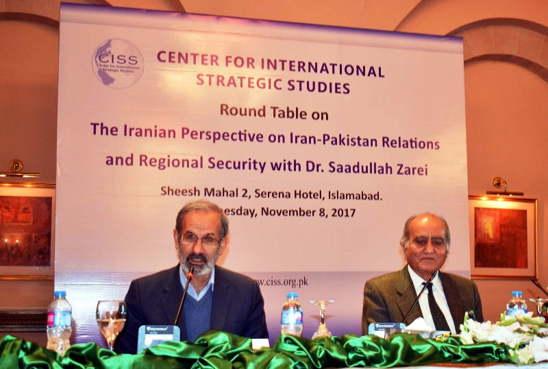 Iran not pursuing policy of chaos in region: Iranian Scholar