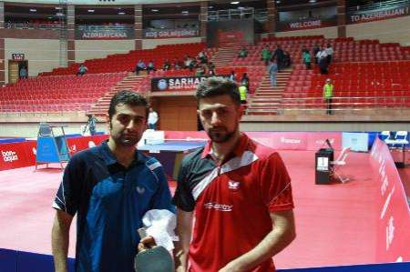 Noshad Alamian defeats brother Nima for gold in Baku Games