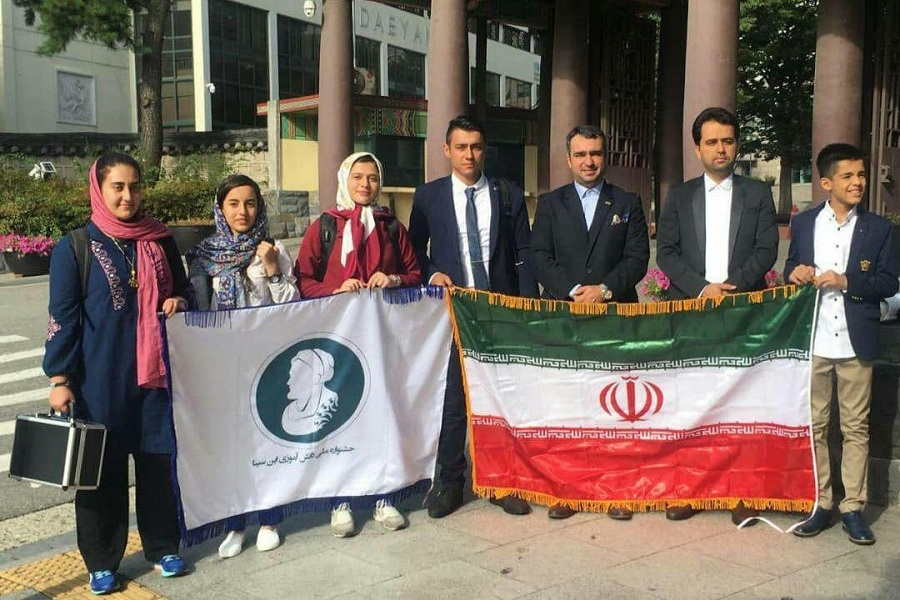 Iran wins awards in Inventions Olympiad