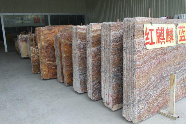 Iran attends Chinese stone fair