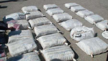 Iran confiscates 2.5 tons of narcotics in southeastern province
