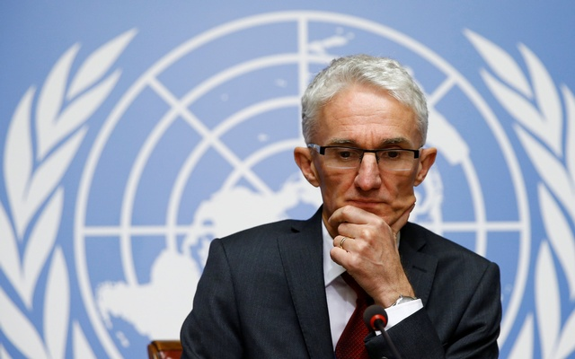 UN Humanitarian head praised Iran for rescue attempts after quake