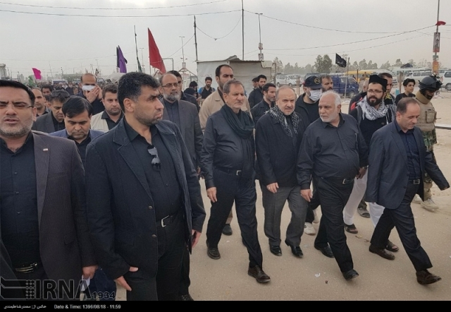 Veep: Arbaeen rituals turn to one of Islamic world symbols