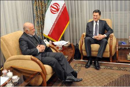 Petroleum minister: Iran to export its oil to Russia soon