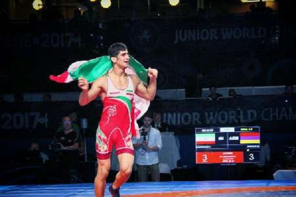 Iranian wrestlers pocket 2 bronze medals in Poland