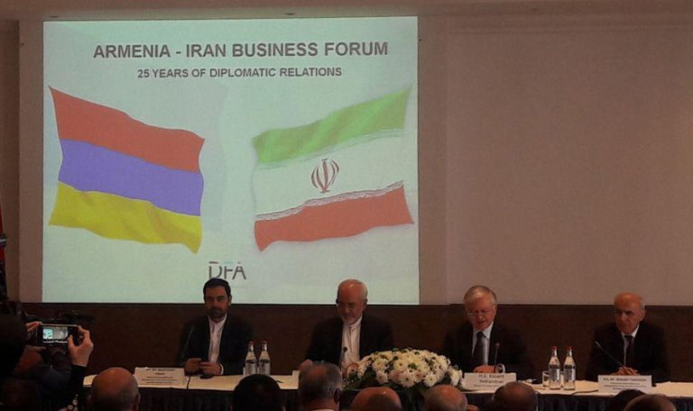 Iran calls for promotion of all-out ties with Armenia