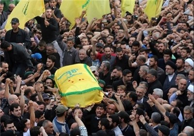 Thousands Mourn Hezbollah's Mustafa Badreddine