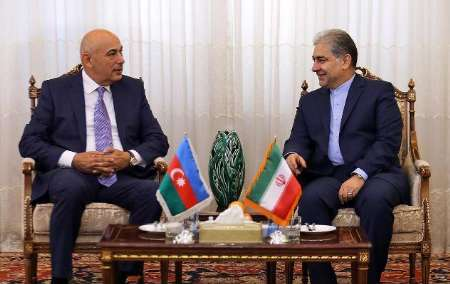 Azerbaijan eager to expand ties with Tabriz