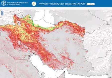 FAO offers new satellite tool to boost agricultural productivity