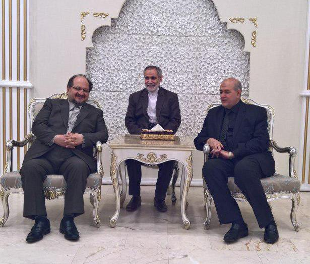 Minister of Industry arrives in Baghdad