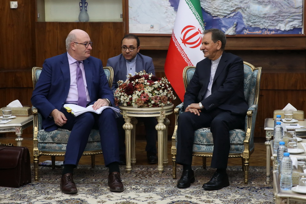 Iran expects EU firm stance against violation of JCPOA: Veep