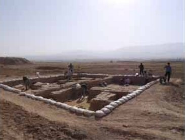 Remains of bronze-Sassanid eras discovered in N. eastern Iran