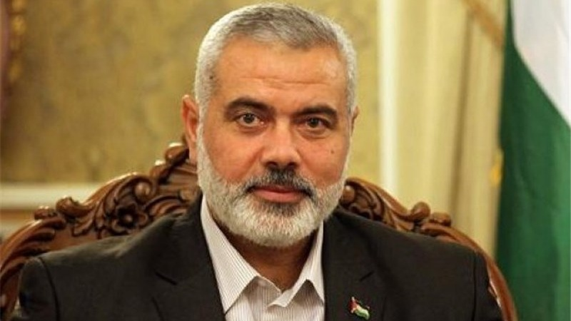 Hamas official condoles President Rouhani on plane crash