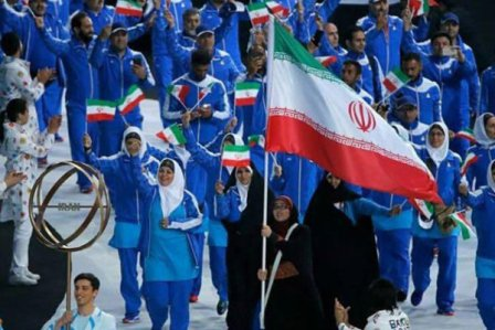 Iranian athletes bag 90 medals in 2017 Baku Games