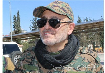 Takfiris Killed Lebanese Commander Badreddine: Hezbollah