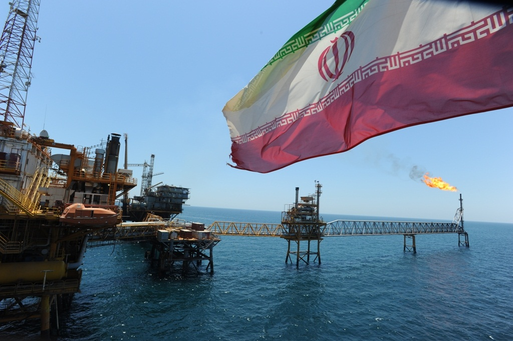 Iran oil revenue grows in 2017