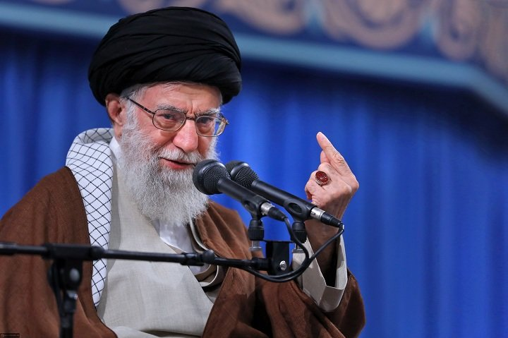 Iran Leader warns against any trust in US