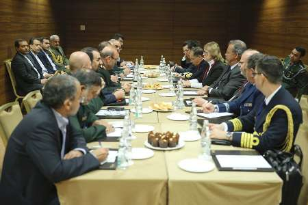 Iran, Brazil defense ministers meet after 40 years