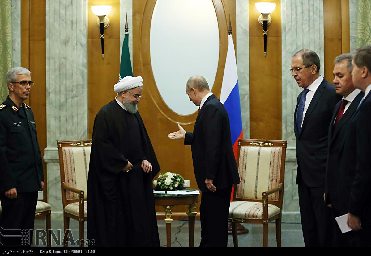 Tehran, Moscow come closer to each other