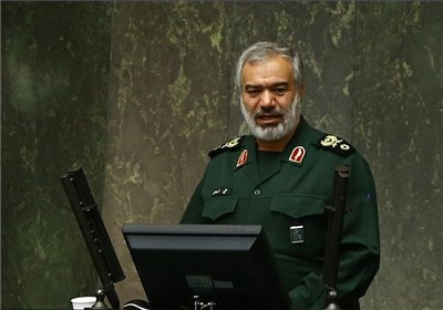 Iran Boosting Military Capabilities to Counter US Threats: Commander