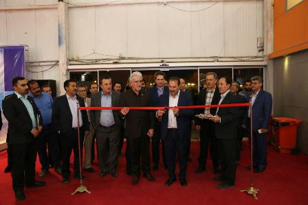 2 int'l specialized exhibits kick off in southern Iran