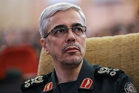 Iranian military ready to stop Daesh-like moves: Chief of staff