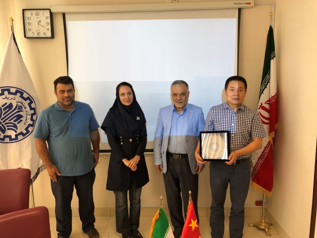 China to maintain coop with Iran in photonics field