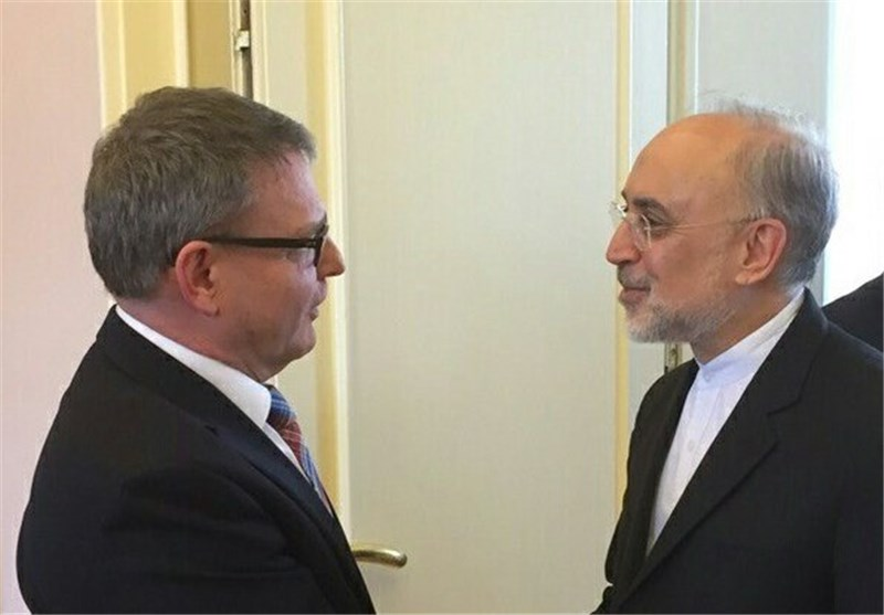 Tehran, Prague to Up Nuclear Cooperation: AEOI Chief