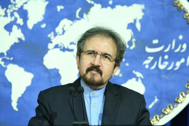 Spokesman: US documents against Iran 'ridiculous', 'baseless'